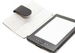 E-Book reader sleeve