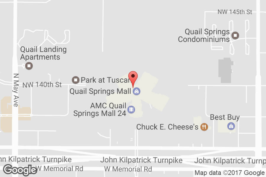 Map of Quail Springs Mall - Click to view in Google Maps